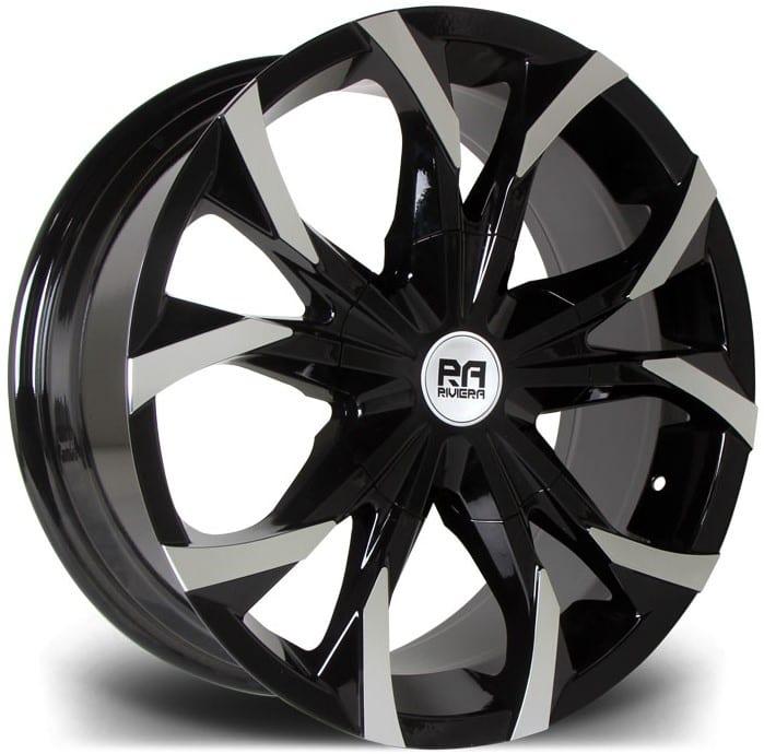 Riviera - Trekker (Black Polished)