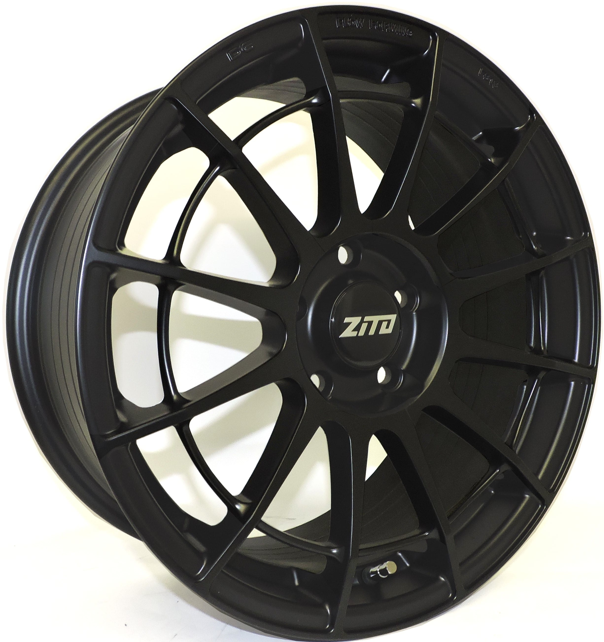 Zito - DG13 (Satin Black)