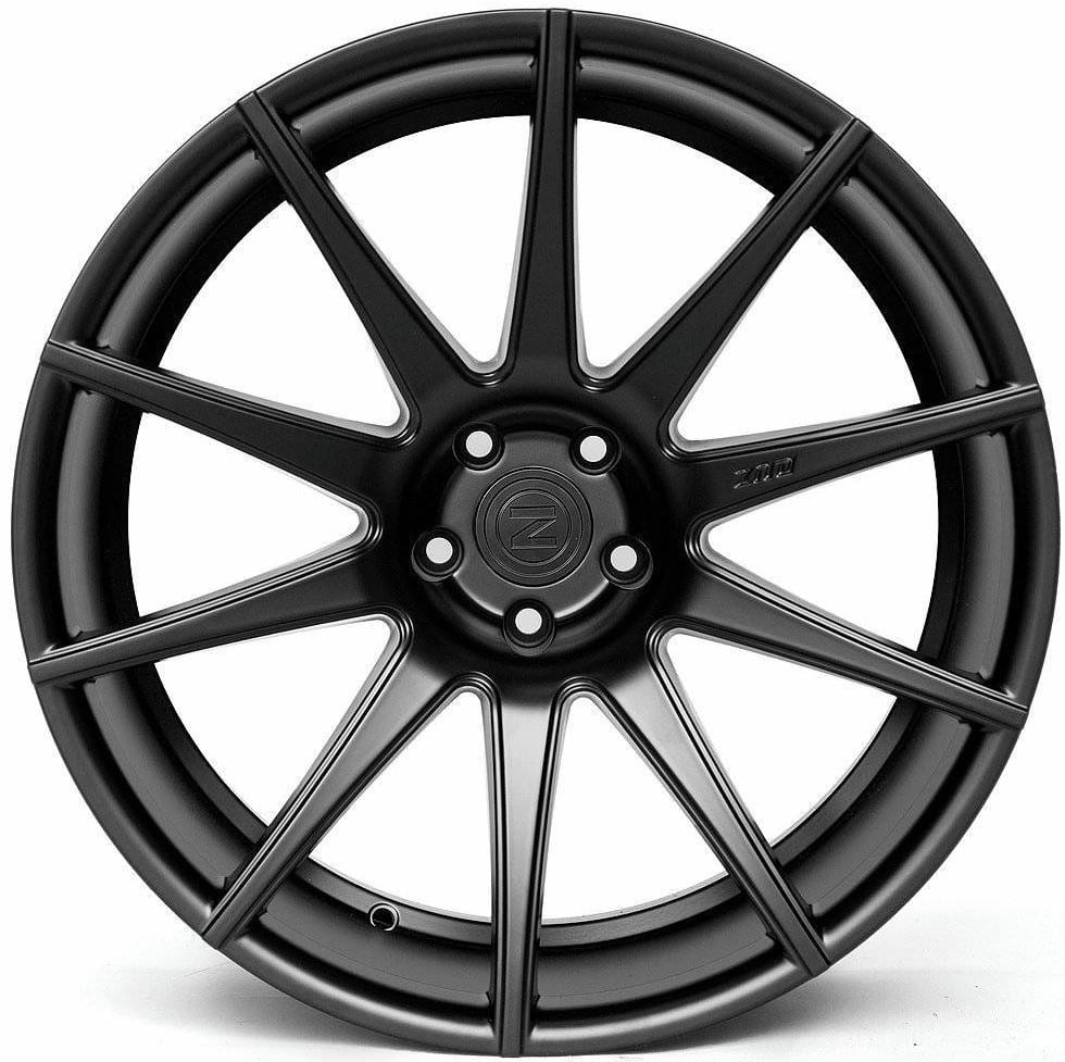 Zito - ZS03 (Satin Black)