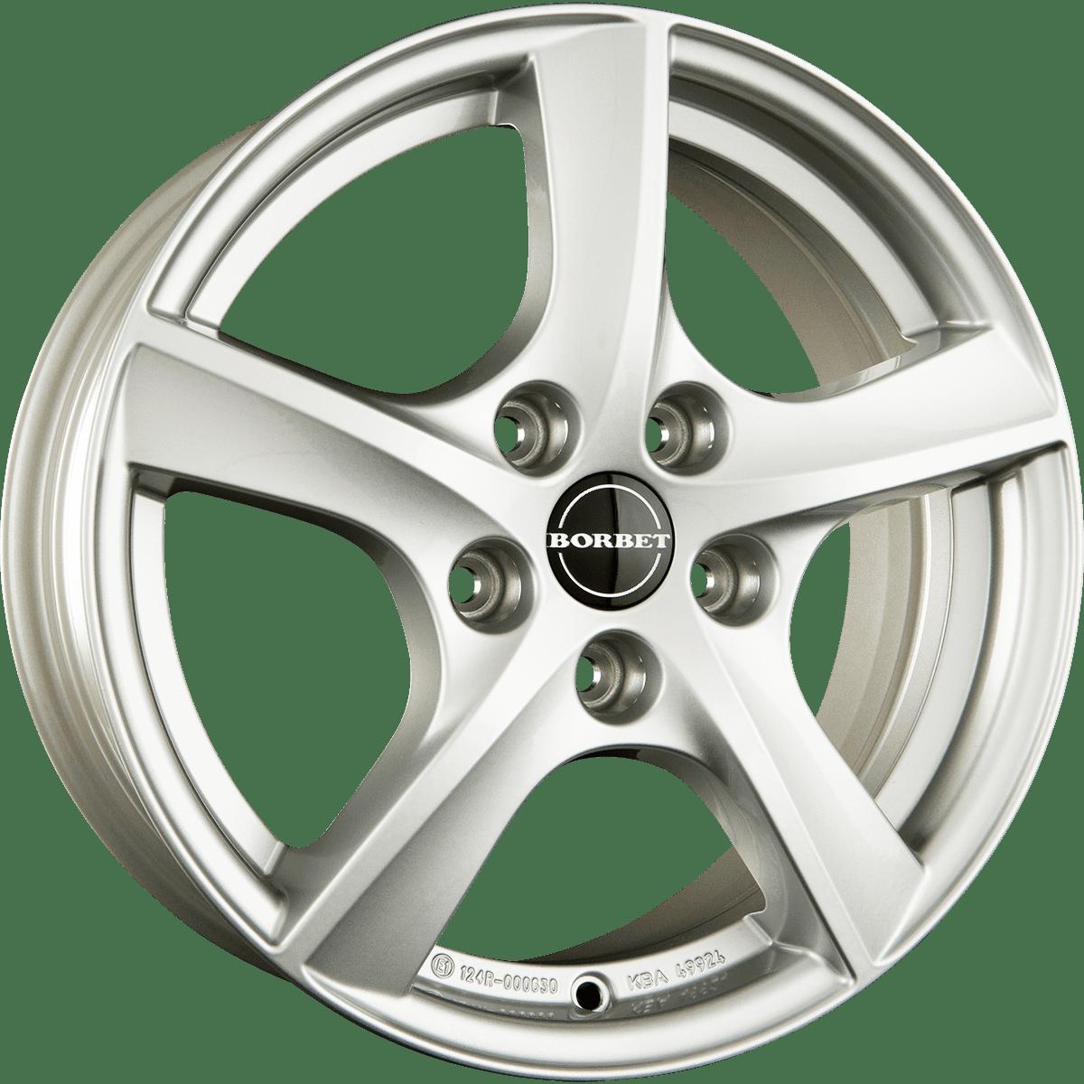 Borbet - TL (Brillant Silver)