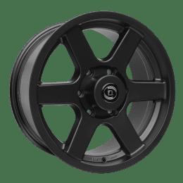 Diewe Wheels - Avventura (Nero Ohne Ring)