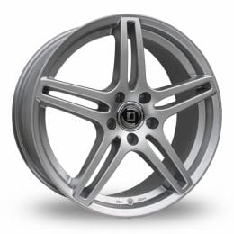 Diewe Wheels - Chinque (Pigmentsilber)