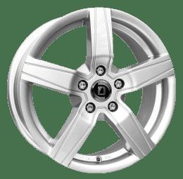 Diewe Wheels - Ella (Pigmentsilber)