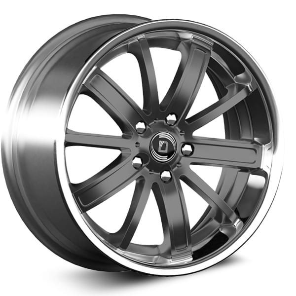 Diewe Wheels - Sogno (Platin Machined)
