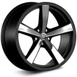 Diewe Wheels - Trina (Neroinox)