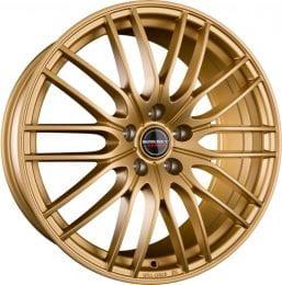 Borbet - CW4 (gold matt)