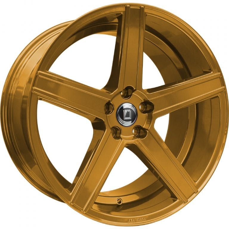 Diewe Wheels - Cavo (gold)