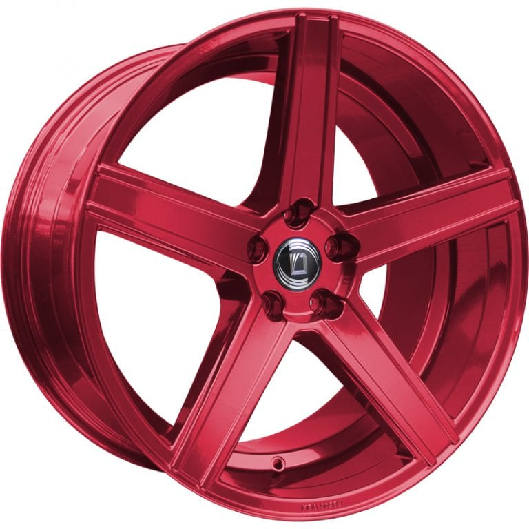 Diewe Wheels - Cavo (red)