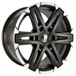 Diewe Wheels - Grezzo (Nero machined)