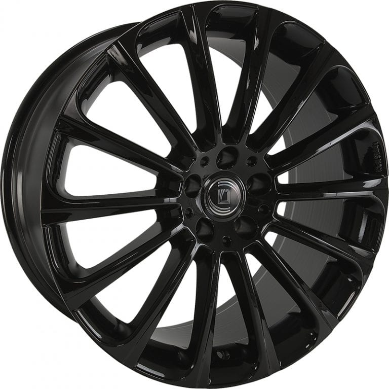 Diewe Wheels - Turbina (NeroS)