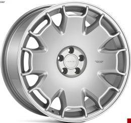 IW Automotive - CSR2 (Silver Polished Lip)