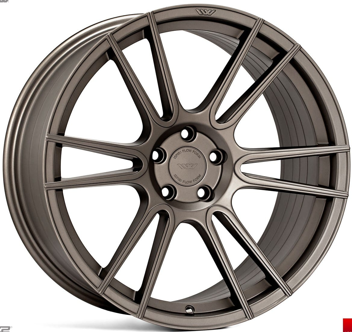 Ispiri - FFR7 (Matt Carbon Bronze)