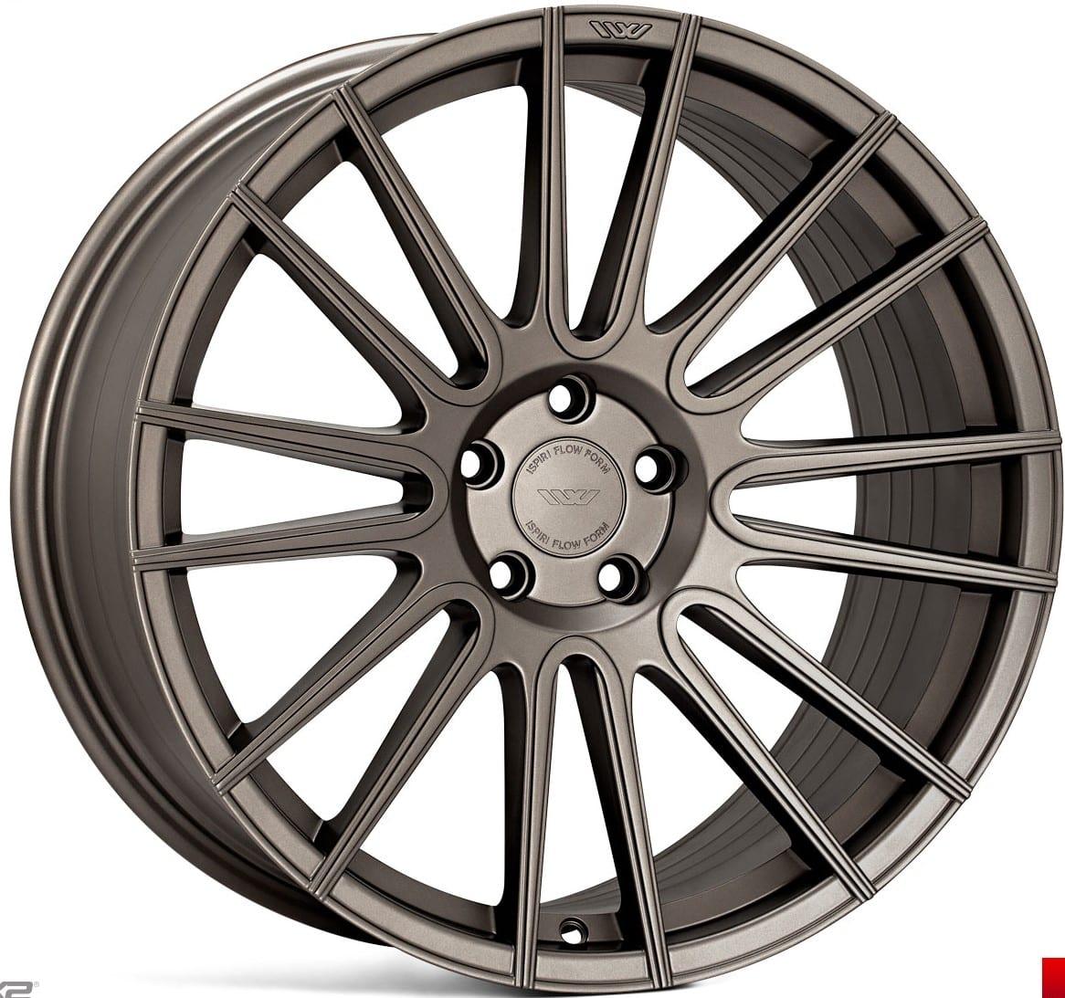Ispiri - FFR8 (Matt Carbon Bronze)