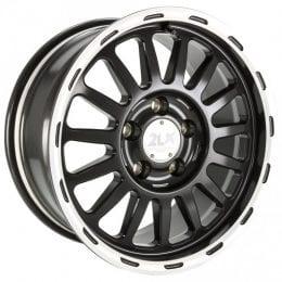 Diewe Wheels - 2LX (Nero machined)