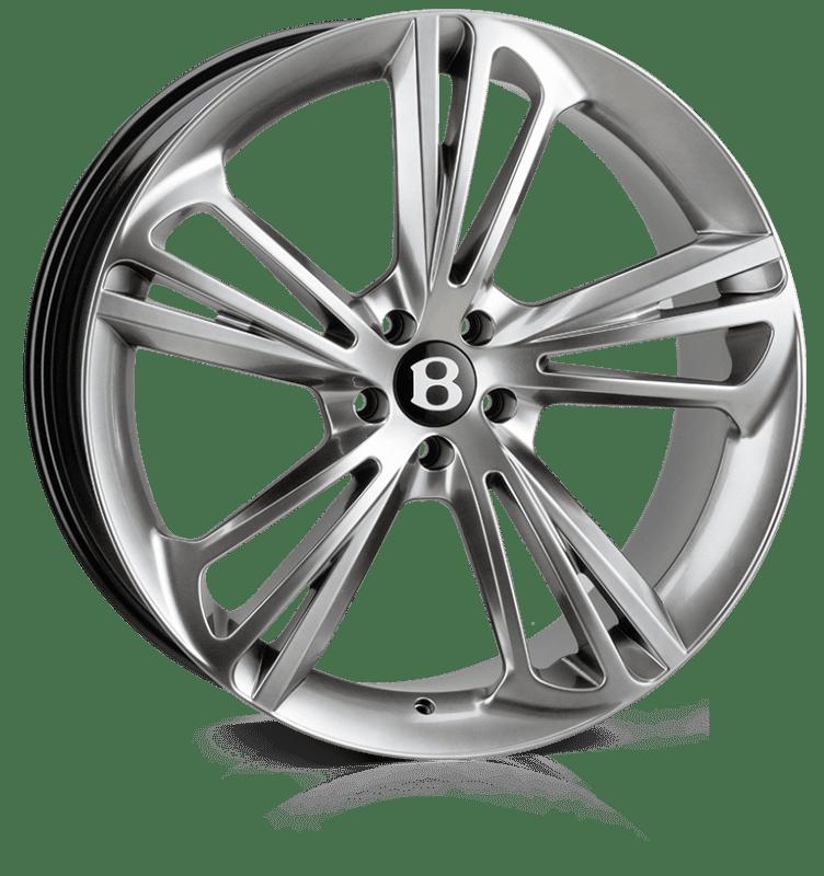 Hawke Wheels - Aquila (Silver)