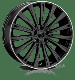 Hawke Wheels - Chayton (Black Lip Polish)