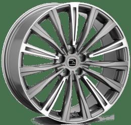 Hawke Wheels - Chayton (Gunmetal Highlight)