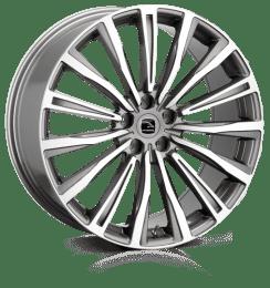 Hawke Wheels - Chayton (Gunmetal Polish)