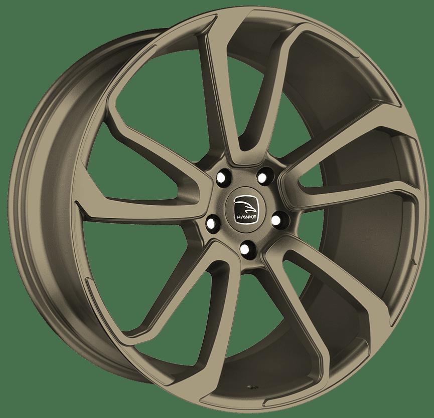 Hawke Wheels - Falkon (Matt Bronze)