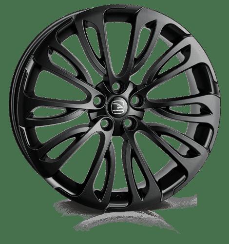 Hawke Wheels - Halcyon (Black)