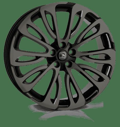 Hawke Wheels - Halcyon (Black Shadow)