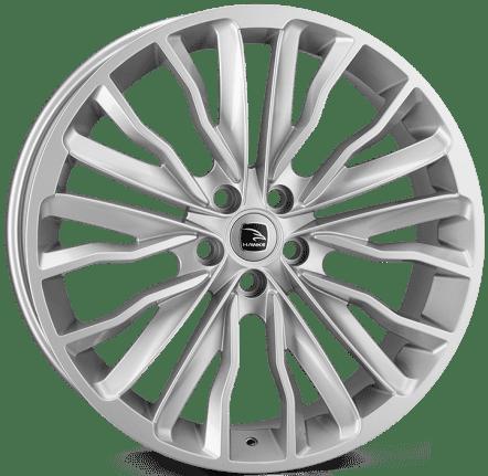 Hawke Wheels - Harrier (Silver)