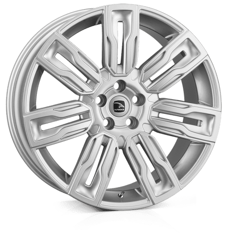 Hawke Wheels - Hermes (Silver)