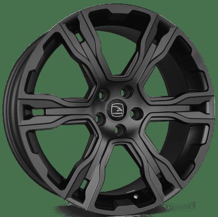 Hawke Wheels - Spirit (Black Polish)