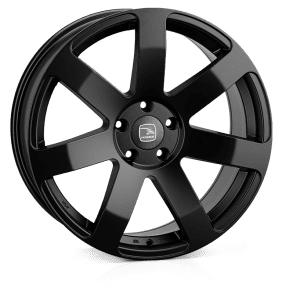 Hawke Wheels - Summit (Matt Black)