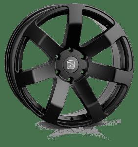 Hawke Wheels - Summit XD (Matt Black)