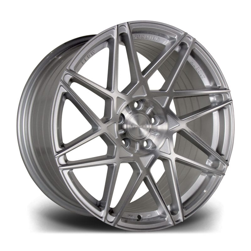 Riviera - RF2 (Platinum Brushed)