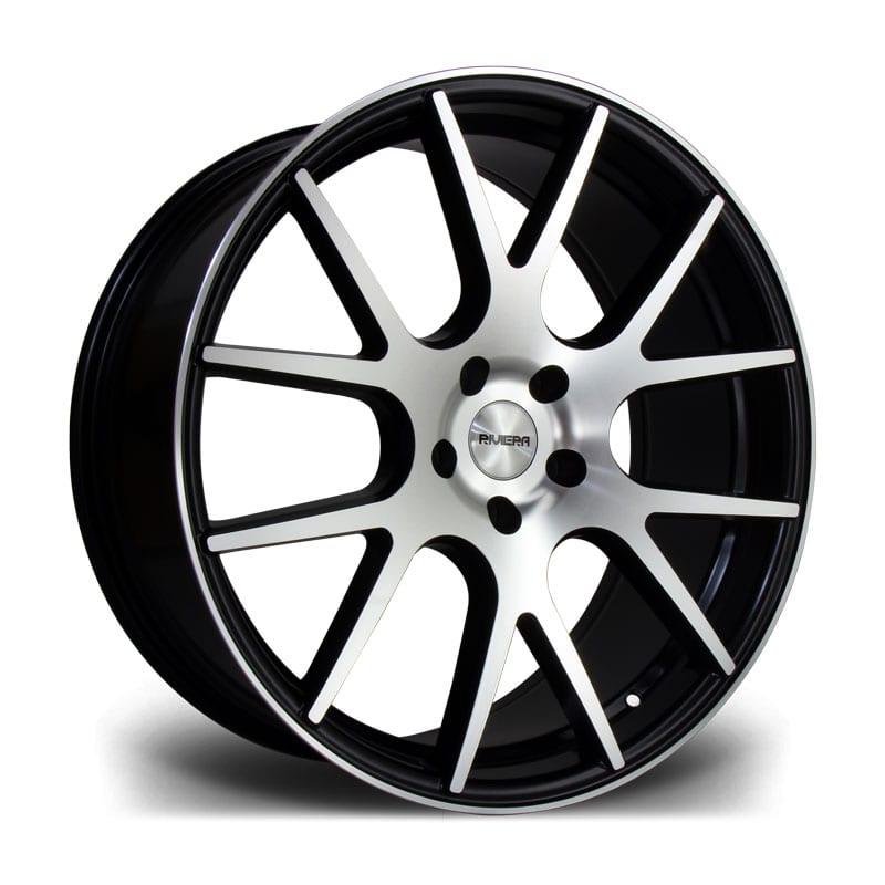 Riviera - RV185 (Black Polished)