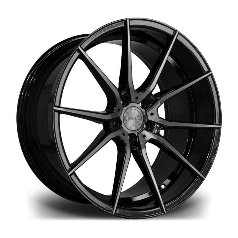 Riviera - RV193 (Black Polished Tint)