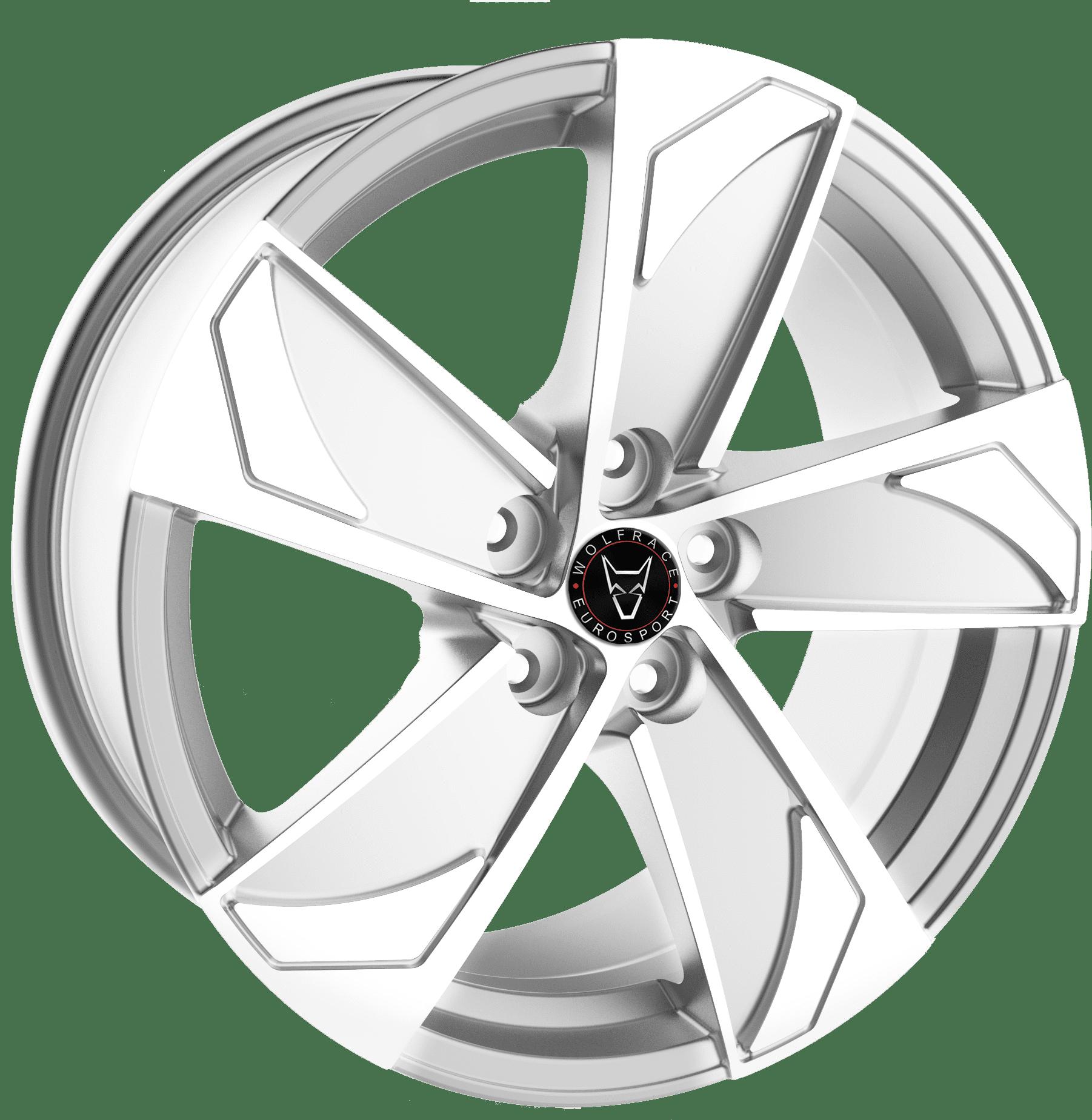 Wolfrace Eurosport - AD5T (Silver / Polished)