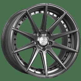 Judd - T311 (Matt Gunmetal Black Rivets)