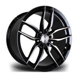 Riviera - RV195 (Black Polished Tint)