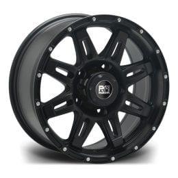 Riviera - RX600 (Black Milled)
