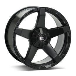 Riviera - RX700 (Black Milled)