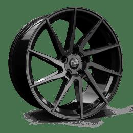 Hawke Wheels - Arion (Black)