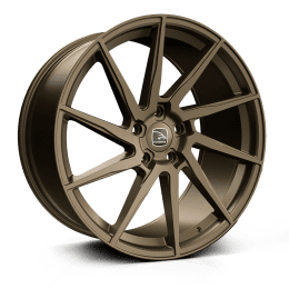 Hawke Wheels - Arion (Matt Bronze)