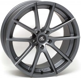 AC Wheels - Cruze (Matt Dark Grey)