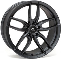 AC Wheels - FF029 (Matt Dark Grey)
