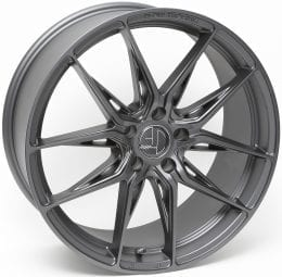 AC Wheels - FF064 (Satin Grey)