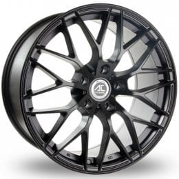 AC Wheels - Saphire (Matt Black)