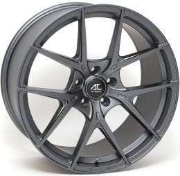 AC Wheels - Supremo (Dark Matt Grey)