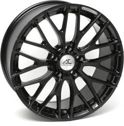 AC Wheels - SYCLONE (Gloss Black)