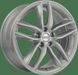 BBS - SX (Brilliant Silver)