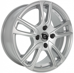Diewe Wheels - Astral (silver)