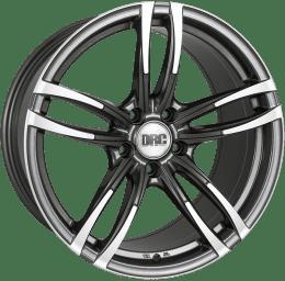 DRC - DMF (Gunmetal / Polished)