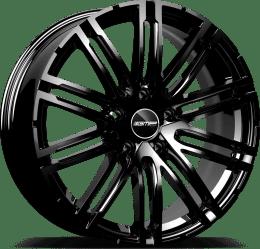 GMP Italy - Targa (Shiny Black)